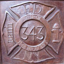 FIrefighter Mortgages | 343 Bronze Medal
