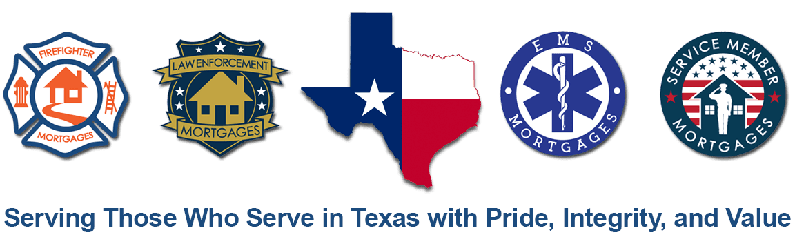 Firefighter Mortgages Texas