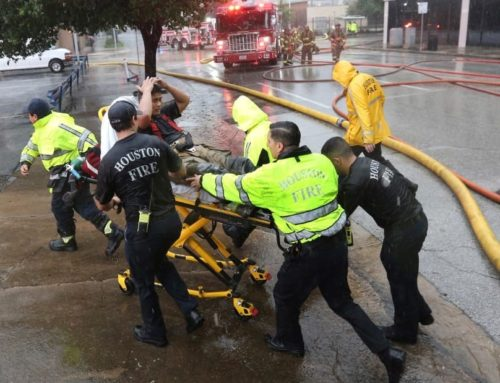 Helping our Brother and Sister First Responders Personally Impacted by Harvey